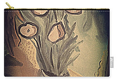 Avec Fleures 2 Carry-all Pouch by Bill OConnor
