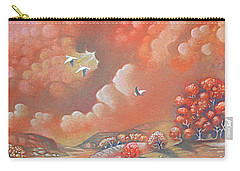 Avian Landscape Carry-all Pouch