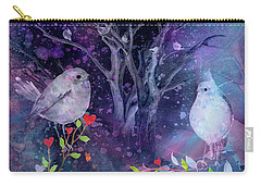 Avian Midnight Carry-all Pouch