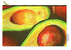 Avocado Sabroso Carry-all Pouch