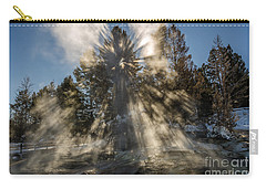 Carry-all Pouch featuring the photograph Awestruck by Sue Smith