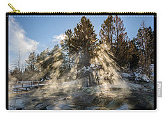 Awestruck Triptych Carry-all Pouch