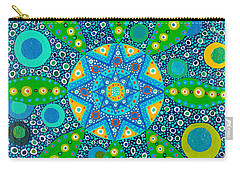 Ayahuasca Vision - Inside The Plant Cell  May 2015 Carry-all Pouch