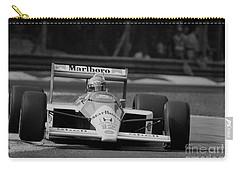 Ayrton Senna. 1988 Italian Grand Prix Carry-all Pouch