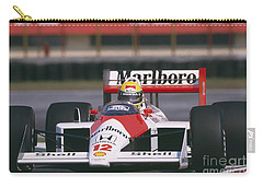 Ayrton Senna. 1988 Mexican Grand Prix Carry-all Pouch