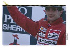 Ayrton Senna. 1989 Spanish Grand Prix Winner Carry-all Pouch