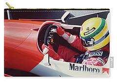 Ayrton Senna. 1993 Spanish Grand Prix Carry-all Pouch