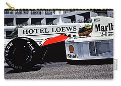 Ayrton Senna - Montecarlo Carry-all Pouch