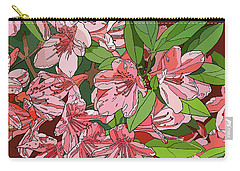 Azalea Bunch Carry-all Pouch