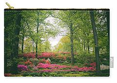 Azalea Hillside Carry-all Pouch by Jessica Jenney