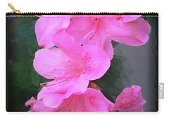 Azalea Spray Carry-all Pouch
