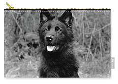 Carry-all Pouch featuring the photograph Aziza  by Sandy Keeton