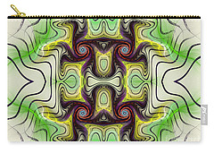 Aztec Art Design Carry-all Pouch