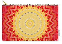 Aztec Sunburst Carry-all Pouch