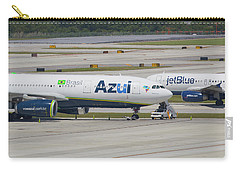 Azul Jet Blue Carry-all Pouch