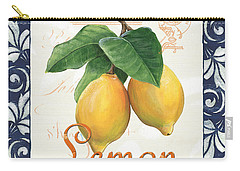 Azure Lemon 1 Carry-all Pouch