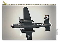B-25 Fly By Carry-all Pouch
