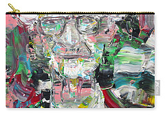 B. F. Skinner Portrait Carry-all Pouch