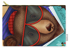 B Is For Brown Bear Carry-all Pouch