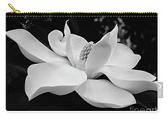 B W Magnolia Blossom Carry-all Pouch