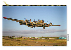 B17 Short Final At Livermore Carry-all Pouch