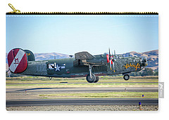 B24 Liberator Takeoff At Livermore Carry-all Pouch