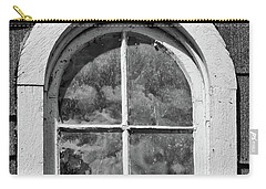 Carry-all Pouch featuring the photograph Babcock Window 2273 by Guy Whiteley