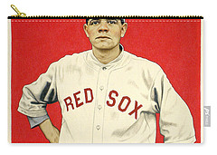 Babe Ruth Cracker Jack Card Carry-all Pouch