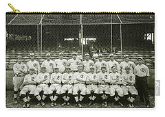 Babe Ruth Providence Grays Team Photo Carry-all Pouch