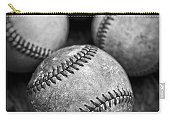Babe Ruth Quote Carry-all Pouch by Edward Fielding