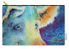 Baby Blues Piggy Carry-all Pouch