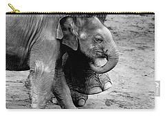 Baby Elephant Security Carry-all Pouch