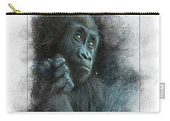 Baby Gorilla Carry-all Pouch