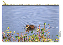 Baby Limpkin Carry-all Pouch