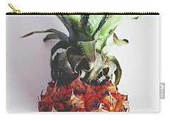 Baby Pineapple- Art By Linda Woods Carry-all Pouch
