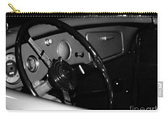 Carry-all Pouch featuring the photograph Baby You Can Drive My Car I by RC deWinter