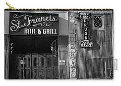 Back Alleys Of Susanville - 2 Carry-all Pouch