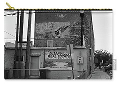 Back Alleys Of Susanville Carry-all Pouch