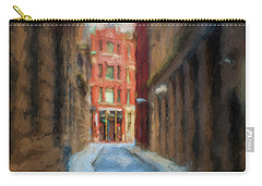 Back Bay Boston Carry-all Pouch