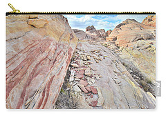 Back Country Valley Of Fire Carry-all Pouch