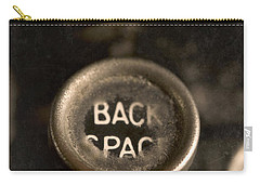 Back Space Carry-all Pouch