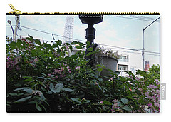 Back Street In Tokyo Carry-all Pouch