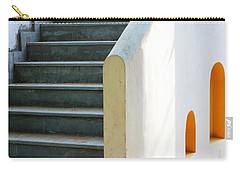 Back To Heaven Carry-all Pouch by Prakash Ghai