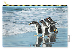 Back To The Sea. Carry-all Pouch