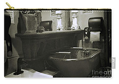 Carry-all Pouch featuring the photograph Back When by Lori Mellen-Pagliaro
