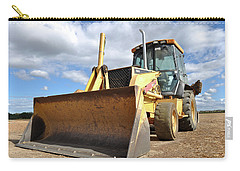 Backhoe Tractor Construction Carry-all Pouch
