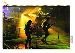 Carry-all Pouch featuring the photograph Backlights And Music by Glenn McCarthy Art and Photography