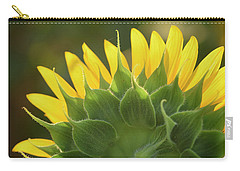 Backlit Beauty Carry-all Pouch by Phyllis Peterson