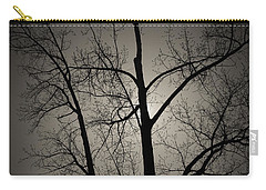 Backlit Trees Carry-all Pouch