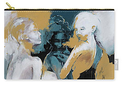 Backstage - Beauties Sharing Secrets Carry-all Pouch